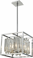 ELK 33242-4 Rivona Polished Chrome 14  Pendant Lamp