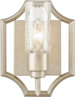 ELK 33441/1 Cheswick Modern Aged Silver Wall Sconce Light