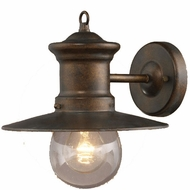 ELK 42005-1 Maritime Nautical Outdoor 10 inches high Wall Sconce