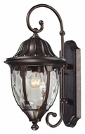 ELK 45003/1 Glendale Large Traditional Regal Bronze Outdoor Wall Light