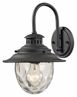 ELK 45040/1 Searsport Outdoor 13 Inch Tall Traditional Wall Light Sconce