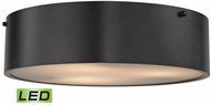 ELK 45320-3-LED Clayton Modern Oil Rubbed Bronze LED Overhead Lighting