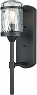 ELK 45400-1 Torch Modern Charcoal Black Outdoor Wall Lighting Fixture