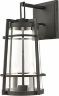 ELK 45492-2 Crofton Modern Charcoal Outdoor 10  Lighting Wall Sconce