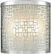 ELK 46291-2 Hooper Modern Polished Stainless Outdoor Lighting Sconce