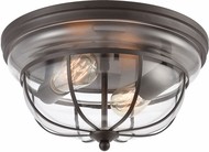 ELK 46564-2 Manhattan Boutique Modern Oil Rubbed Bronze Overhead Lighting