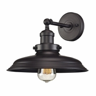 ELK 55040-1 Newberry Modern Oil Rubbed Bronze Wall Lamp