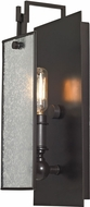 ELK 57090-1 Lindhurst Contemporary Oil Rubbed Bronze Wall Light Sconce