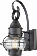 ELK 57180-1 Onion Vintage Oil Rubbed Bronze Outdoor 8 Wall Lighting Sconce