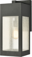 ELK 57302-1 Angus Modern Charcoal Exterior 8  Sconce Lighting
