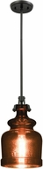 ELK 60125-1 Sheffield Modern Oil Rubbed Bronze Mini Pendant Lamp