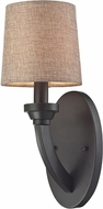 ELK 63070-1 Morrison Oil Rubbed Bronze Wall Sconce