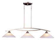 ELK 6502/3 Elysburg Contemporary 43 Inch Wide 3 Lamp Pendant Island Lighting