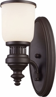 ELK 66630-1 Oiled Bronze Wall Lighting Sconce