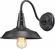 ELK 66955-1 Urban Lodge Vintage Oil Rubbed Bronze Sconce Lighting