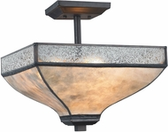 ELK 70202-3 Santa Fe Tiffany Bronze Ceiling Lighting