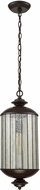 ELK 72145-1 Anders Modern Oil Rubbed Bronze Mini Hanging Lamp
