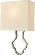 ELK 75100-1 Lanesboro Dusted Silver Lighting Wall Sconce