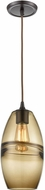 ELK 85251-1 Melvin Contemporary Oil Rubbed Bronze Mini Pendant Light