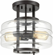 ELK 85262-2 Rover Modern Oil Rubbed Bronze Overhead Lighting Fixture