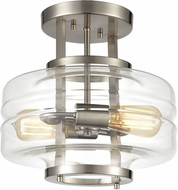 ELK 85282-2 Rover Contemporary Satin Nickel Ceiling Lighting
