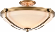 ELK 89116-4 Connelly Modern Natural Brass 23  Home Ceiling Lighting