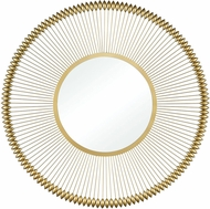 ELK Home 3200-262 Kossett Contemporary Gold Vanity Mirror