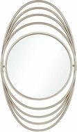 ELK Home 326-8752 Chrysler Contemporary Silver Wall Mounted Mirror