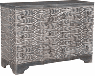ELK Home 642004 Waterfront Vintage Gray 6-Drawer Chest