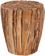 ELK Home 6517512 Country Trunk Stool