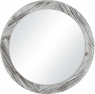Elk Home 916748 Solis Mirror / Weathered White Mirror
