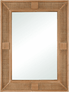 Elk Home 917899 Cabana Natural Mirror