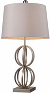 ELK Home D1494-LED Donora Silver LED Table Lamp