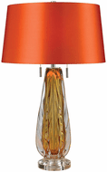 ELK Home D2669-LED Modena Contemporary Yellow LED Table Top Lamp