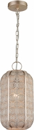 ELK Home D4223 Fez Champagne Silver Mini Lighting Pendant