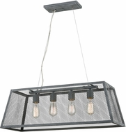 ELK Home D4226 Barriton Modern Farmhouse Grey Kitchen Island Lighting