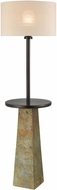 ELK Home D4548 Musee Slate Light Floor Lamp
