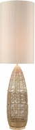 ELK Home D4554 Husk Natural Lighting Floor Lamp