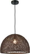 ELK Home D4557 Casing Brown Hanging Pendant Lighting