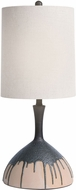 ELK Home D4632 Halley Contemporary Baked Earth Lighting Table Lamp