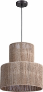 ELK Home D4635 Corsair Natural Hanging Pendant Light