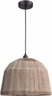 ELK Home D4637 Reaver Natural Pendant Hanging Light
