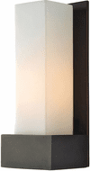 ELK WS121-10-45 Solo Tall Contemporary Oil Rubbed Bronze Lighting Sconce