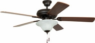 Craftmade DCF52FBZ5C1 Decorator's Choice French Bronze 52  Ceiling Fan