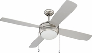 Craftmade LAV52BP4-NRG Laval Brushed Pewter Fluorescent 52  Ceiling Fan