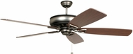 Craftmade SUA62AND5 Supreme Air Antique Nickel Dark Halogen 62  Home Ceiling Fan