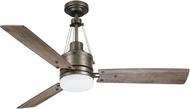 Emerson Ceiling Fans CF205LCVS Highpointe Vintage Steel LED 54  Home Ceiling Fan