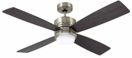 Emerson Ceiling Fans CF430BS Highrise Brushed Steel LED 50 Ceiling Fan