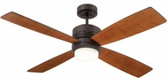 Emerson Ceiling Fans CF430ORB Highrise Oil Rubbed Bronze LED 50 Home Ceiling Fan