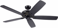 Emerson Ceiling Fans CF4502BQ Crown Select Barbeque Black 42  Home Ceiling Fan